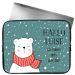 Laptop- oder Tablethülle Weihnachtsparty