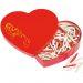 Love Heart mit Liebesbotschaften
