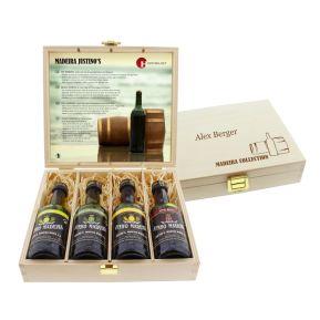 Madeira-Wein Geschenk-Set