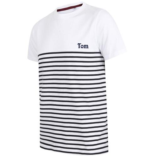 Matrosen T-Shirt mit Name