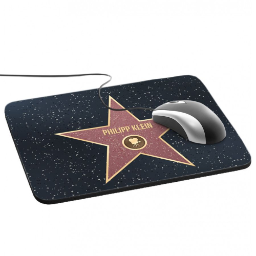 Mousepad Walk of Fame