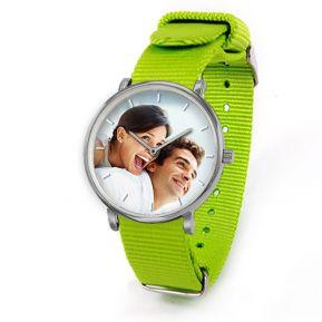 Personalisierte NATO-Strap-Armbanduhr