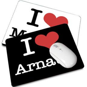 Mousepad I love