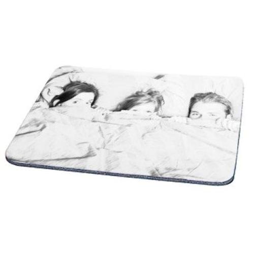 Mousepad mit Foto artistisch