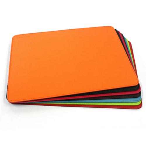 Mousepad mit Gravur orange