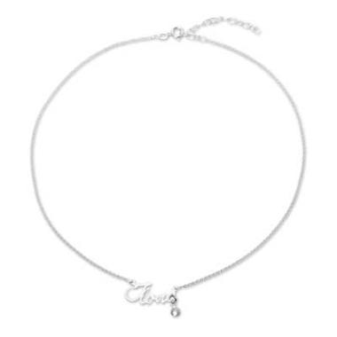 Namenskette Silber - 8064