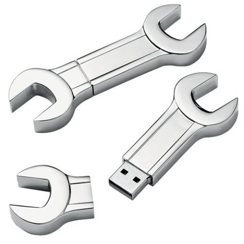 Origineler USB-Schraubenschlüssel
