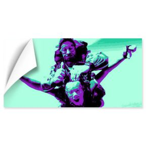 Panoramaposter Pop-Art