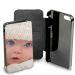 Personalisierte Hülle für iPhone 5 schwarz
