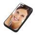 Personalisierte Schale für iPhone 4 schwarz
