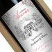Personalisierte Weinflasche Bastide Amour