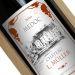 Personalisierte Weinflasche Tradition Medoc