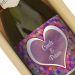 Personalisierter Champagner für Verliebte