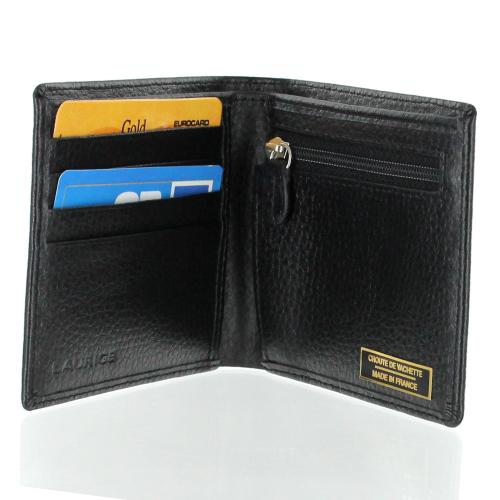 Personalisierter Geldbeutel Alles in Einem offen