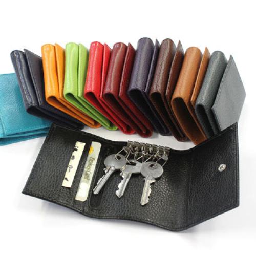 Personalisierter Geldbeutel Schlüssel