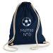 Personalisierter Kinder-Rucksack marineblau