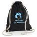 Personalisierter Kinder-Rucksack schwarz