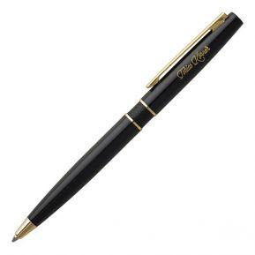 Kugelschreiber Nina Ricci Elfenbein Schwarz mit Gravur