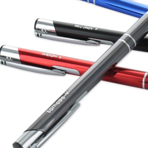 Personalisierter Kugelschreiber - verschiedene Farben