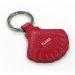 Personalisierter Schlüsselanhänger Muschel mit Gravur