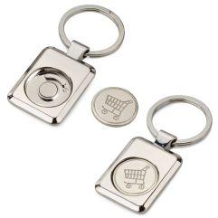 Personalisierter Schlüsselanhänger Shopping