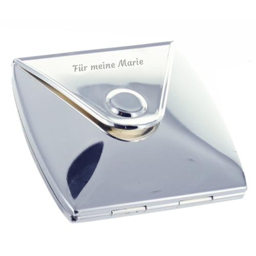 Personalisierter Spiegel für die Handtasche
