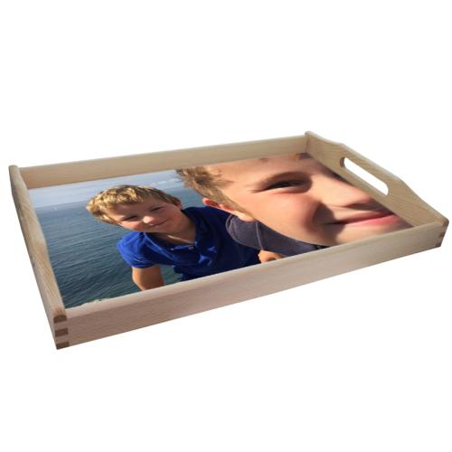 Personalisiertes Foto-Tablett klassisch