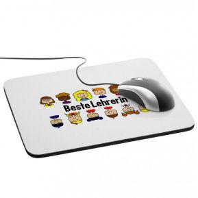 Personalisiertes Mousepad für Lehrerin