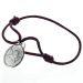 Personalisiertes Tauf-Medaillon Engel Armband