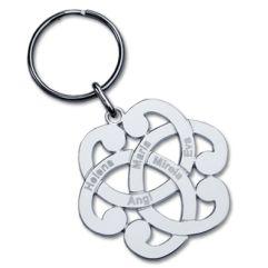Schlüsselanhänger Arabesque