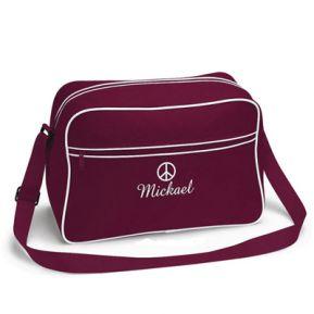 Retro Bag mit individueller Bestickung