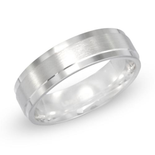 Ring Silber mit Gravur 8516