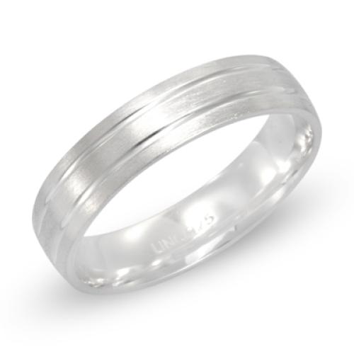 Ring Silber mit Gravur 8514