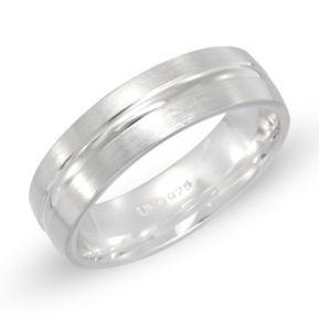 Ring Silber mit Gravur 8528