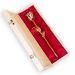 Geschenk Koffer mit goldener Rose