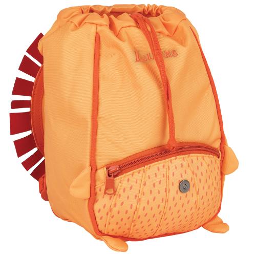 Rucksack für Kindergarten tann's Löwe Stickerei