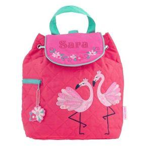 Personalisierter Kinderrucksack Flamingo