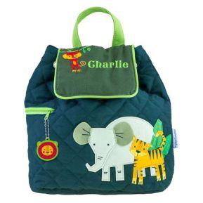 Personalisierter Kinderrucksack Savanne