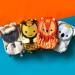 Rucksack für Kindergarten tann's Löwe Seite
