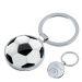 Schlüsselanhänger Fußball mit Gravur