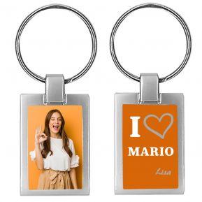 Schlüsselanhänger I Love