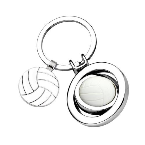 Schlüsselanhänger Volleyball mit Gravur