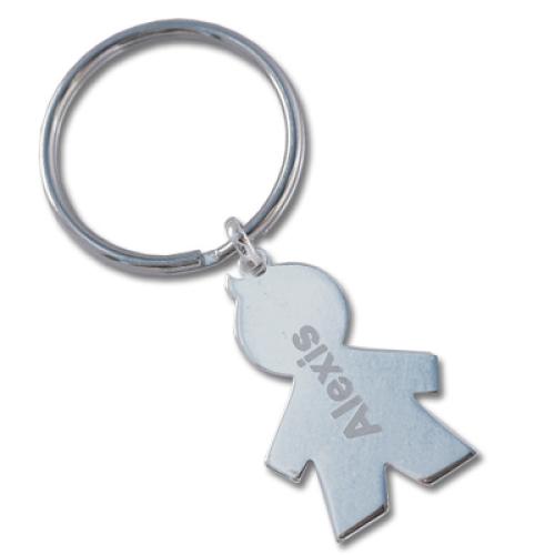 Schlüsselanhänger Bursche 2