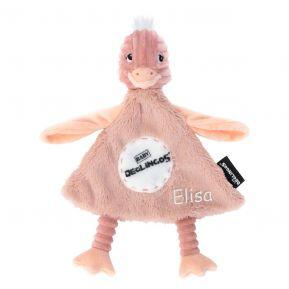 Personalisiertes Schmusetuch Pomelos der Strauß