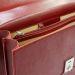 Aktentasche Leder 2fach mit Gravur