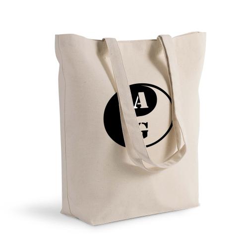 Shoppingtasche personalisiert mit Yin und Yang