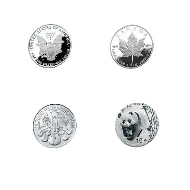 Silbermünze