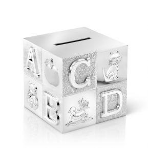 Alphabet Spardose