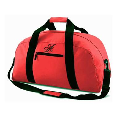 Sporttasche mit individueller Bestickung