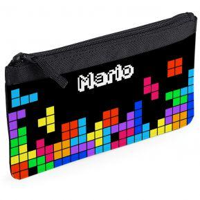 Stiftemappe Tetris personalisiert